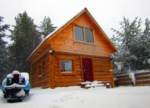 гостевой дом в Листвянке